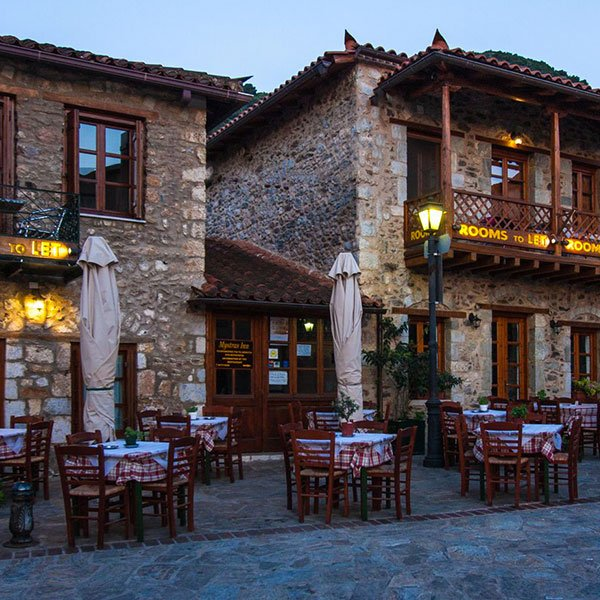 Visit our Greek restaurant with traditional food